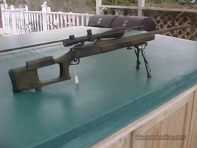 Savage 10 .308 Sniper Rifle with Scope  Guns > Rifles > Savage Rifles > Standard Bolt Action