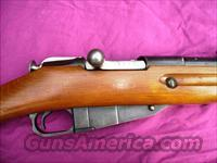 Mosin-Nagant M44 Carbine  Guns > Rifles > Mosin-Nagant Rifles/Carbines