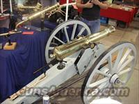 1855 Light Artillery Napoleon Cannon-Black Powder  Guns > Rifles > Cannons > Modern Replica