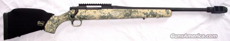 Mossberg 100ATR Night Train II .308  Guns > Rifles > Mossberg Rifles > 100 ATR
