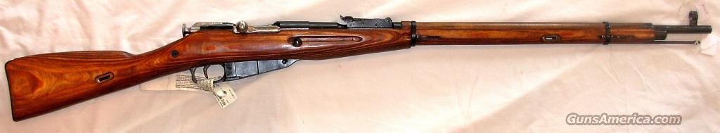 1942 91/30 NO SHELLAC! RED BEAUTY!  Guns > Rifles > Mosin-Nagant Rifles/Carbines