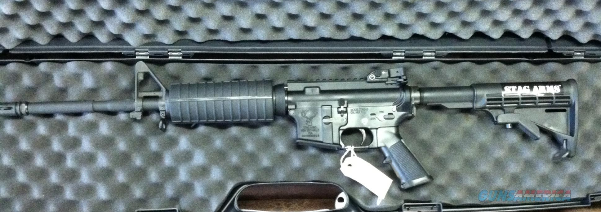 Stag Arms .223 Remington (5.56 NATO)  Guns > Rifles > Stag Arms > Complete Rifles
