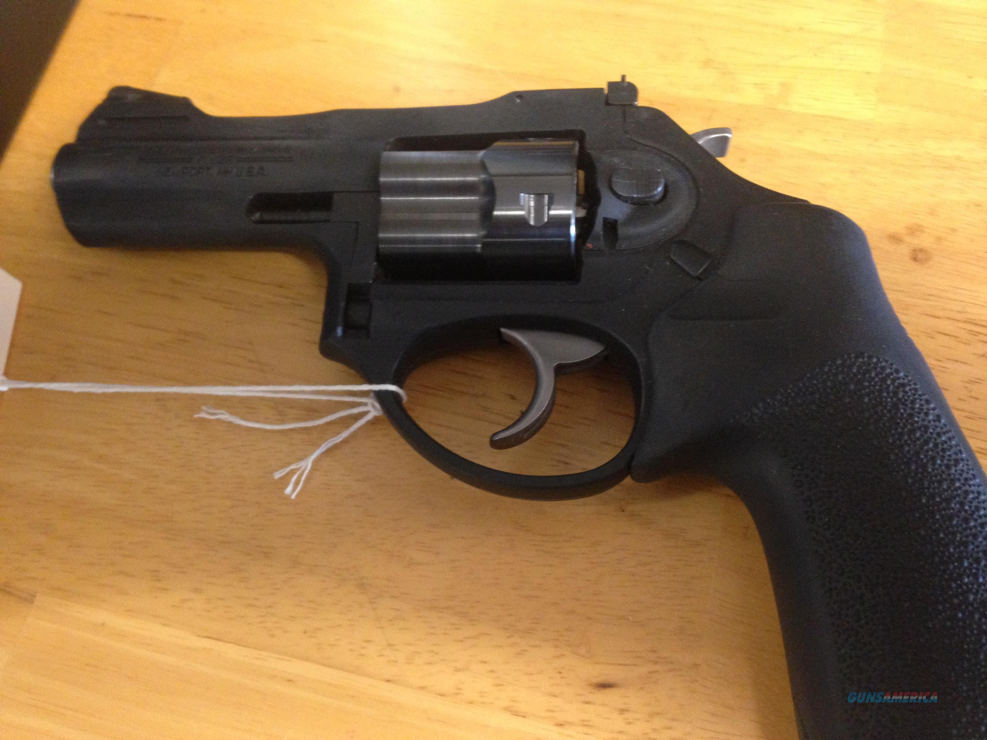 Ruger LCR 38 Special+P  Guns > Pistols > Ruger Double Action Revolver > LCR