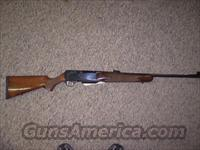 Browning Bar II Safari 7mm Rem Mag.  Guns > Rifles > Browning Rifles > Semi Auto > Hunting