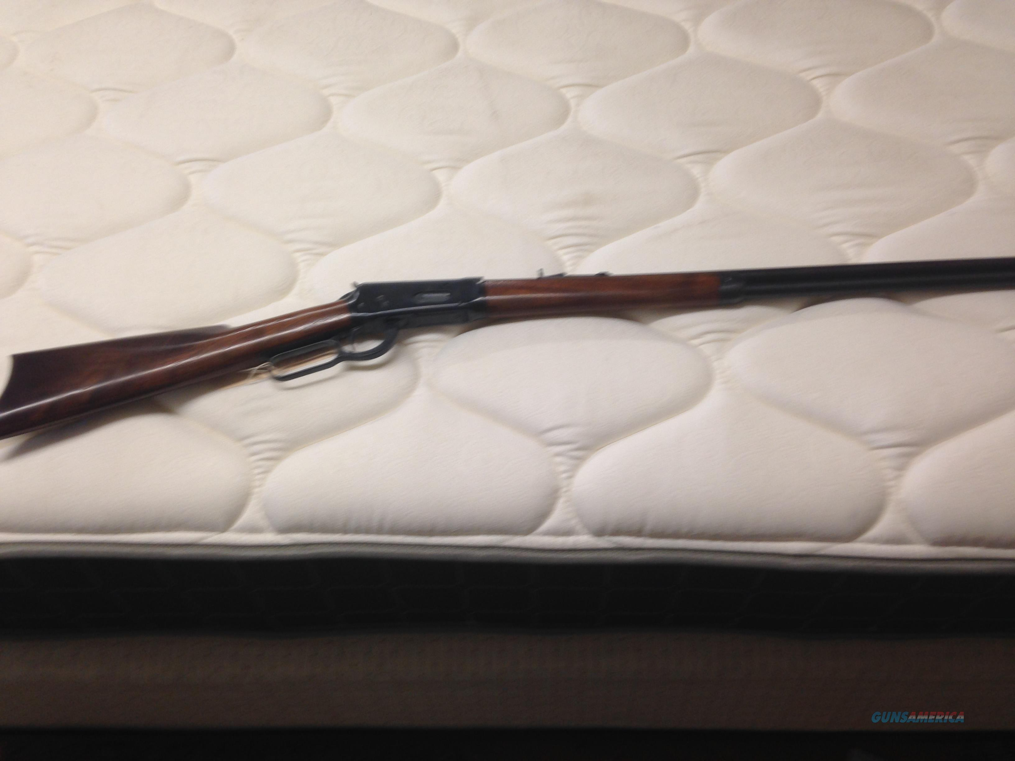 Winchester Model 94 mfg.1919 30/30  Guns > Rifles > Winchester Rifles - Modern Lever > Model 94 > Pre-64