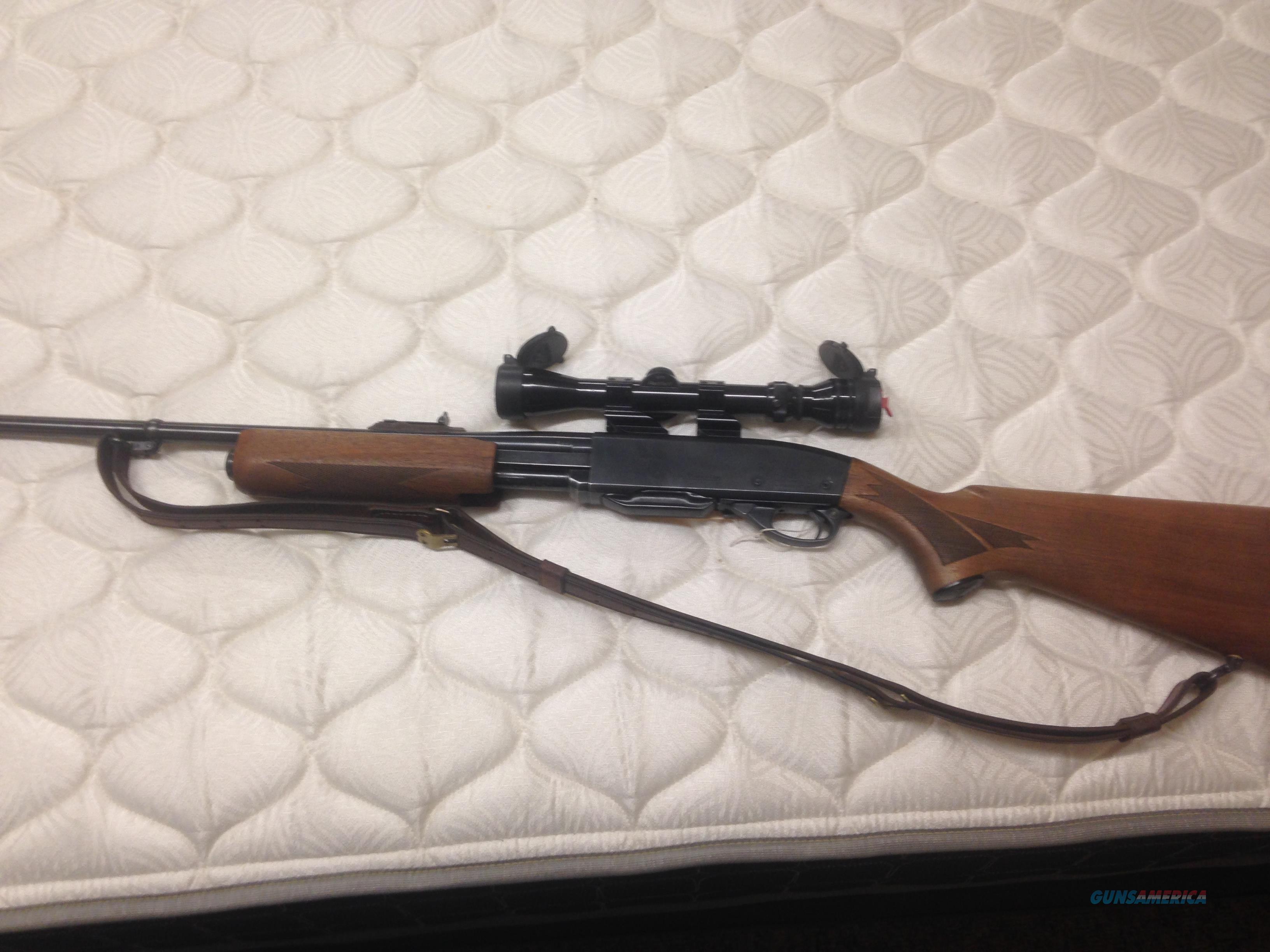 Remington 760 30-06  Guns > Rifles > Remington Rifles - Modern > Model 700 > Sporting