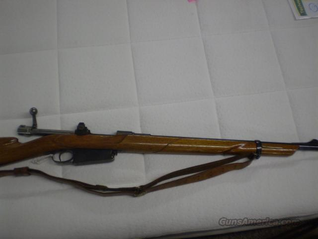Mauser Model 1891 7.65 arg  Guns > Rifles > Mauser Rifles > German