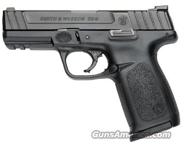 "Smith & Wesson SD9 9MM 4"" 17RD  Guns > Pistols > Smith & Wesson Pistols - Autos > Polymer Frame"
