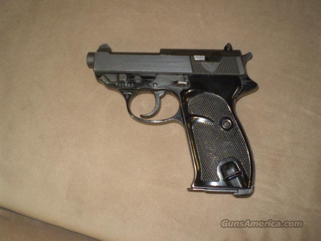 Walter K P38-K 9mm luger  Guns > Pistols > Walther Pistols > Post WWII > PP Series