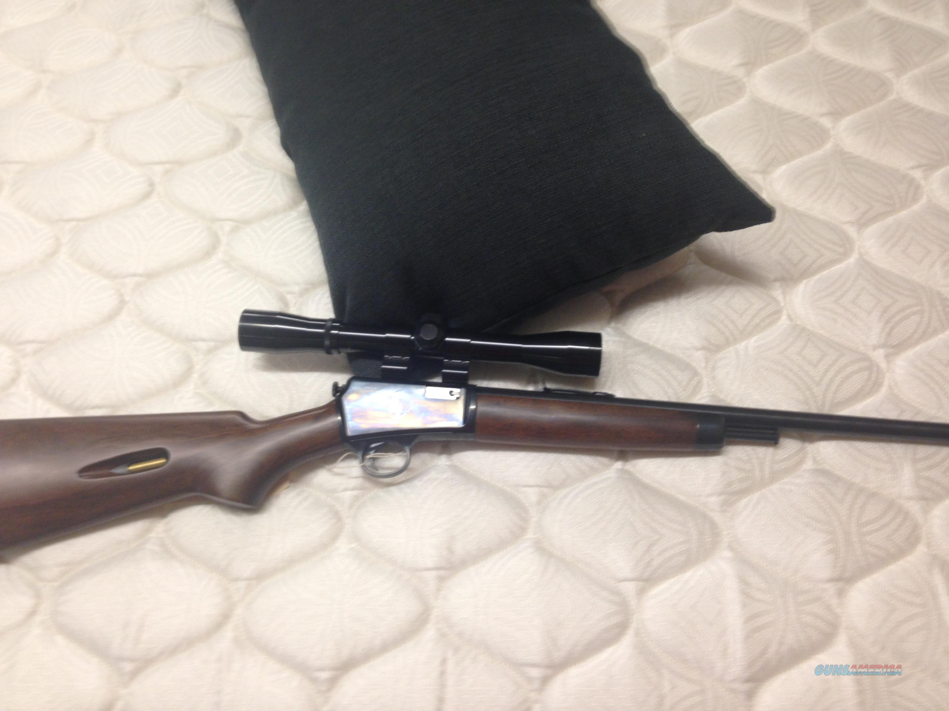 Winchester 63 Reissue  Guns > Rifles > Winchester Replica Rifle Misc.