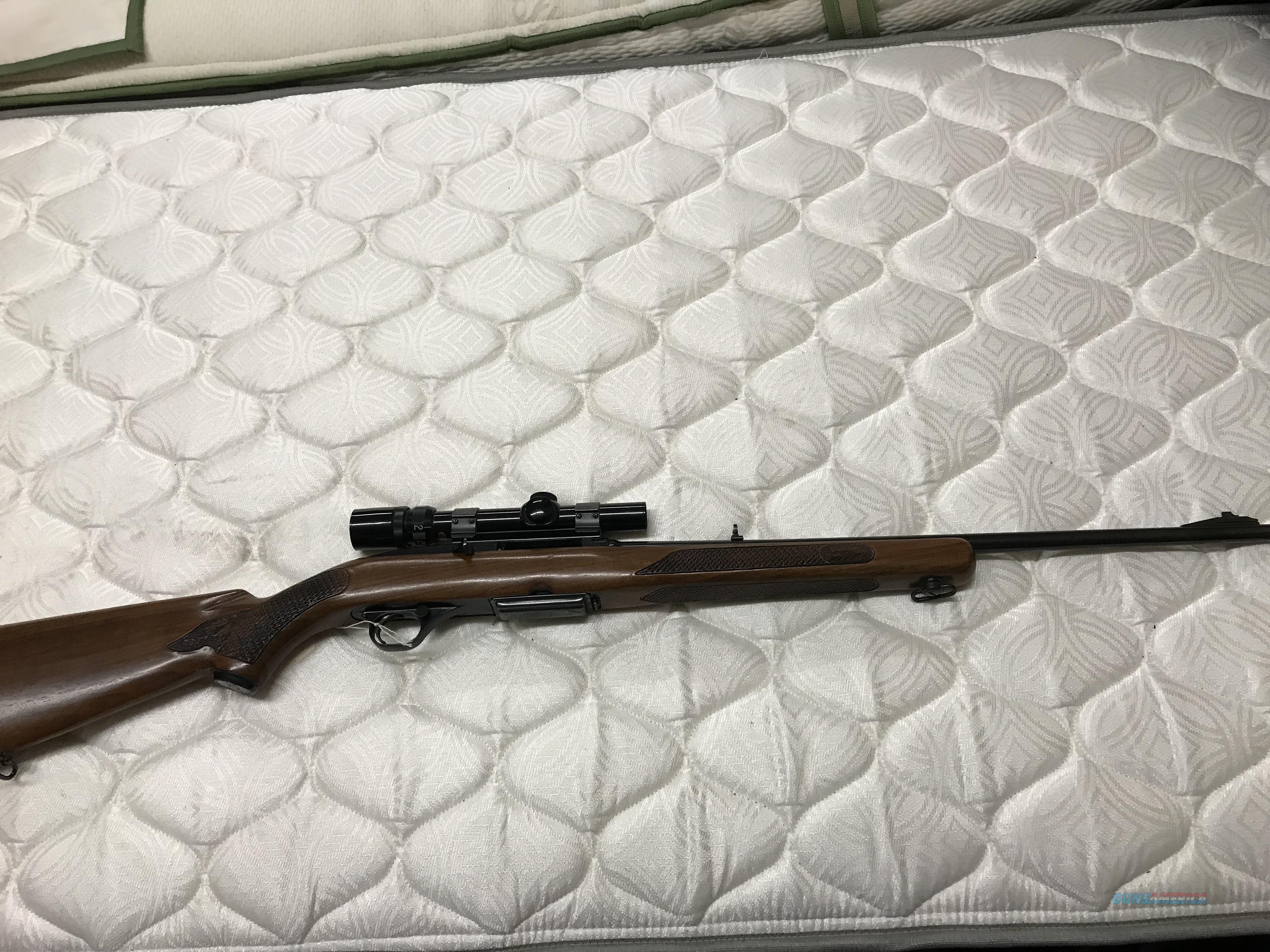 Winchester 100 .308   Guns > Rifles > Winchester Rifles - Modern Bolt/Auto/Single > Autoloaders