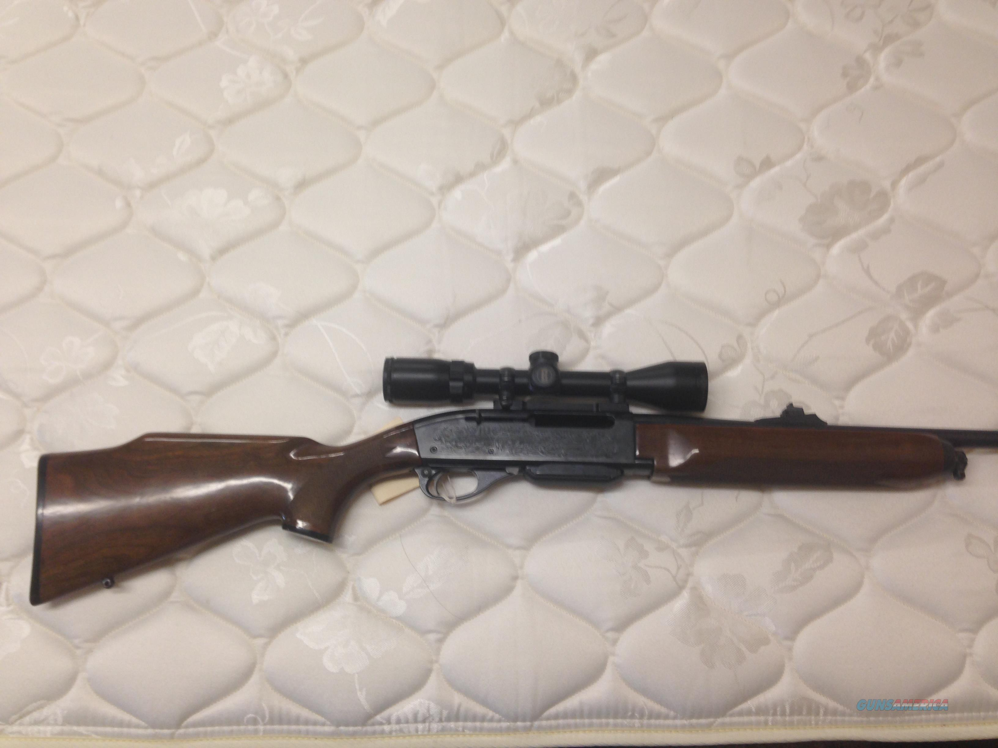 Remmington 7400 .270 semi auto  Guns > Rifles > Remington Rifles - Modern > Other