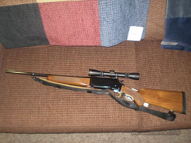 Browning BLR 308   Guns > Rifles > Browning Rifles > Lever Action