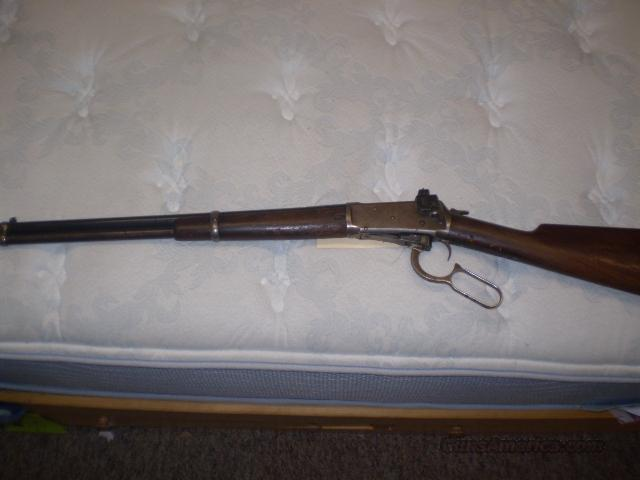 Winchester 1894 32-40 Saddle Ring Carbine  Guns > Rifles > Winchester Rifles - Modern Lever > Model 94 > Pre-64