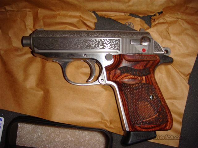 Walther PPKS Aristocrat  Guns > Pistols > Walther Pistols > Post WWII > PP Series