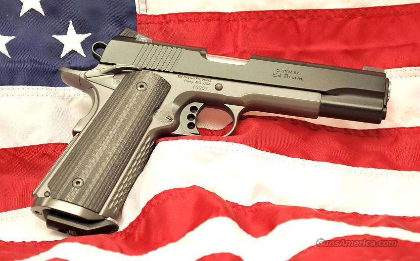 "Ed Brown ""Special Forces Stealth Grey""  Guns > Pistols > Ed Brown Pistols"