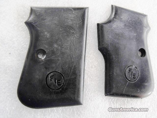 FIE Titan E27 Factory Grips 25 Automatic Excam GT27 Black 1970s mfg GRE27B  Non-Guns > Gunstocks, Grips & Wood
