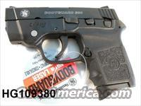 S&W .380 ACP BG380 Bodyguard 7 Shot Black Crimson Trace NIB  Guns > Pistols > Smith & Wesson Pistols - Autos > Polymer Frame