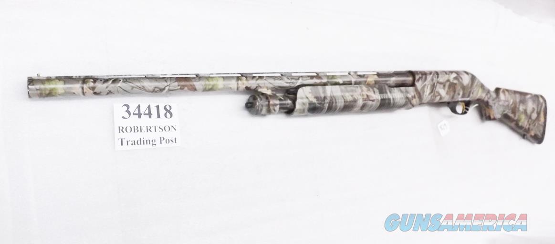 Akkar 12 gauge Model 335 Master Mag 3 1/2 inch Super Mag  Pump Camo 26 inch Ported Barrel 1 .701 Rem-Choke 34418 Excellent in Box Charles Daly Importer 2011  Guns > Shotguns > AKKAR