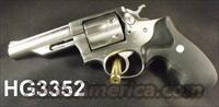 Ruger .357 Magnum Speed Six Stainless SFSD VG 1988  Ruger Double Action Revolver > Security Six Type