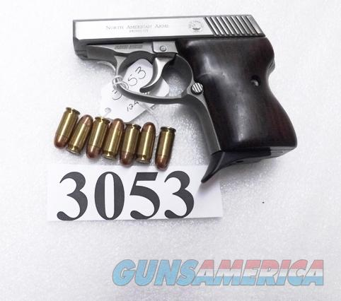 North American .380 ACP Guardian Stainless Kahr Frame ca. 2004  Guns > Pistols > North American Arms Pistols