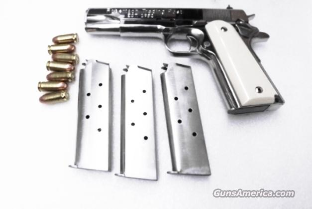 Colt 1911 Government type HFC Stainless 7 Shot Magazines New XM121SS  Non-Guns > Magazines & Clips > Pistol Magazines > 1911