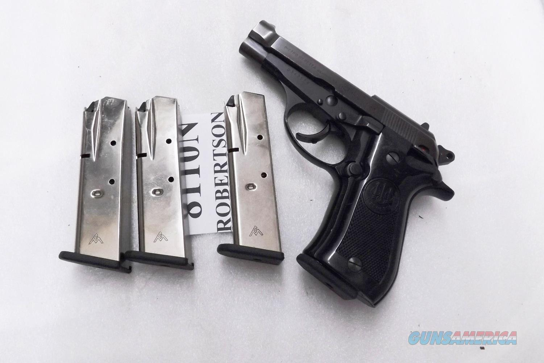 3 Beretta model 81 Cheetah .32 ACPModified Mec-Gar 10 shot Compliant Nickel Magazines C85888 type CA CT DC HI MA MD NJ NY $33 each Free Ship Lower 48  Non-Guns > Magazines & Clips > Pistol Magazines > Other