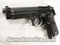 Beretta 9mm Model 92F 1988 Los Angeles County Sheriff's Department   with 1 Pre-Ban 15 Round Magazine  Beretta Pistols > Model 92 Series