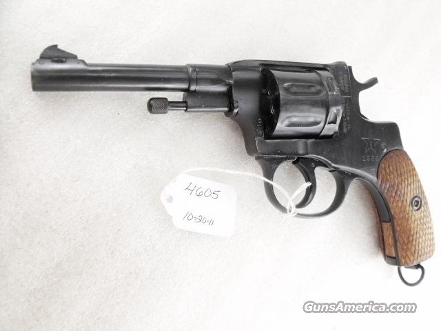 Nagant .32 S&W compatible World War II Nagant 7.62 Model 1895 Revolver Excellent 1932 with Holster & Kit 32 Smith & Wesson or 32 Tula Russia C&R CA OK	  Guns > Pistols > Surplus Pistols & Copies