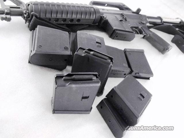 Colt AR-15 M-16 .223 Magazine Thermold 10 Shot CA OK New & Unissued AR15 M16 Bushmaster DPMS Kel-Tec P16 SU16 R6600 LE6900 S&W MP15  Non-Guns > Magazines & Clips > Rifle Magazines > AR-15 Type