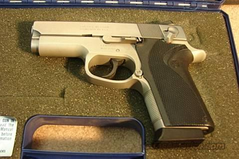 S&W 4013 Compact .40 S&W Exc w/Box 1 Mag Only  Guns > Pistols > Smith & Wesson Pistols - Autos > Alloy Frame