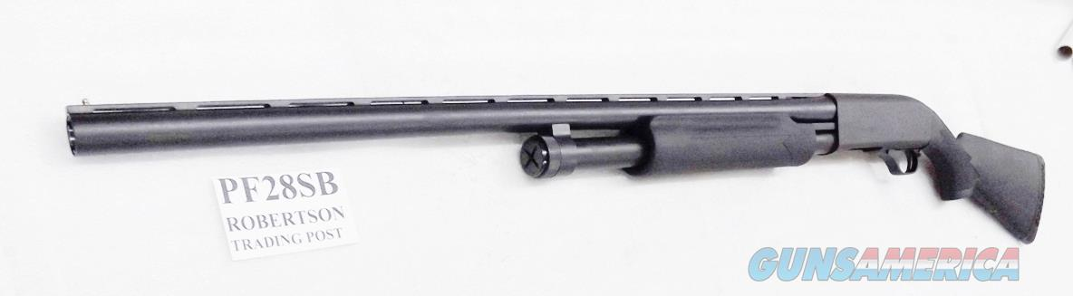 IAC Remington 870 Copy 981 Hawk 12 ga 3 inch 28 in 6 shot Vent Rib Interstate Arms Hawk Industries PF28SB  Guns > Shotguns > Norinco Shotguns