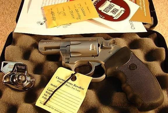 Charter .22 Magnum Pathfinder 2 in SS   Guns > Pistols > Charter Arms Revolvers