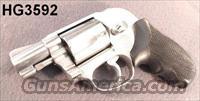 S&W .38 Spl 649-1 Bodyguard Stainless VG 1989   Guns > Pistols > Smith & Wesson Revolvers > Pocket Pistols