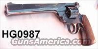 H&R Sportsman 999 .22 LR 9-Shot ca. 1946 VG   Guns > Pistols > Harrington & Richardson Pistols
