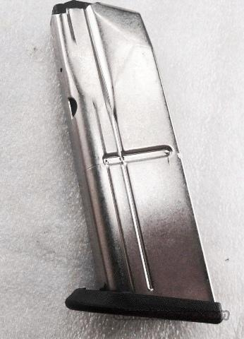 FNH Factory 10 Shot Magazines FNP9 Compact Only Stainless 9mm XM47009   Non-Guns > Magazines & Clips > Pistol Magazines > Other