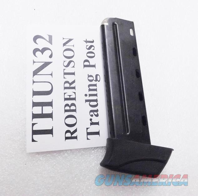 Bersa .32 ACP Thunder 32 Factory 10 shot Magazine with Finger Rest  THUN32BLMAG 32 Automatic Buy 3 Ships Free!   Non-Guns > Magazines & Clips > Pistol Magazines > Other