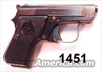 Beretta .22 Short 950B Exc 1958 Mfg  Guns > Pistols > Beretta Pistols > Small Caliber Tip Out
