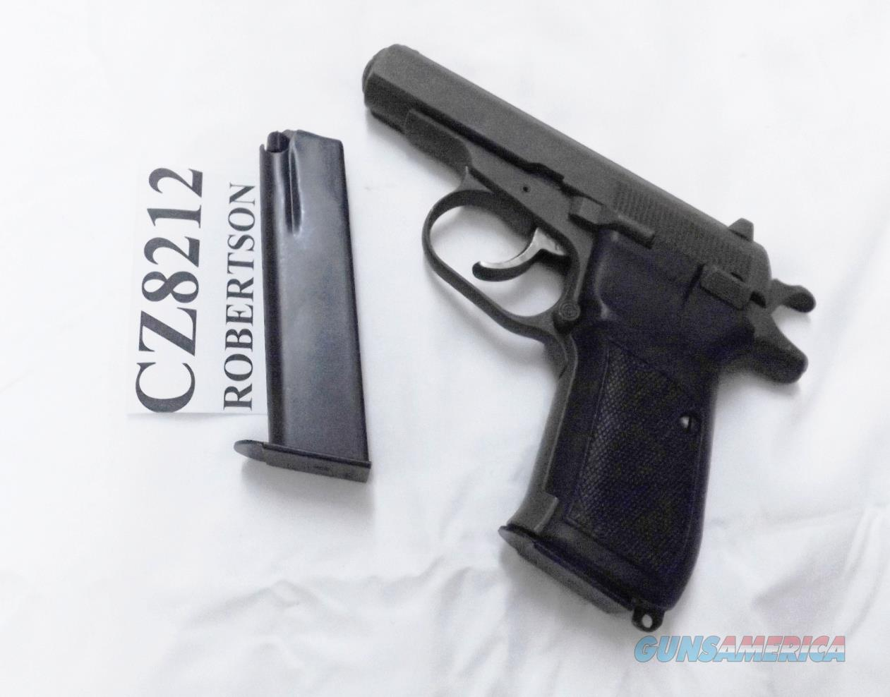 CZ-83 .380 or CZ-82 9x18 Makarov CZ Military 12 round Magazines Blue Pressure Treated New XMCZ8212 $3 Ship, Buy 3 Shipping's Free!  Non-Guns > Magazines & Clips > Pistol Magazines > Other