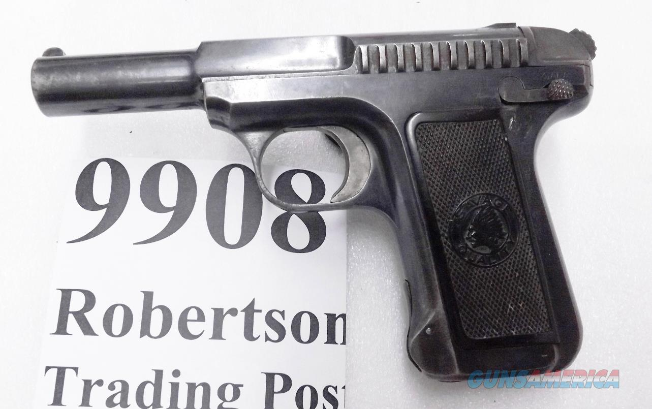 Savage .32 ACP model of 1907 Very Good Condition 1917 Production 32 Automatic C&R Eligible California Transferable  Guns > Pistols > Savage Pistols