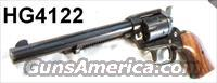 Heritage .22 LR Rough Rider 6 in VG Barrel Blem  Guns > Pistols > H Misc Pistols