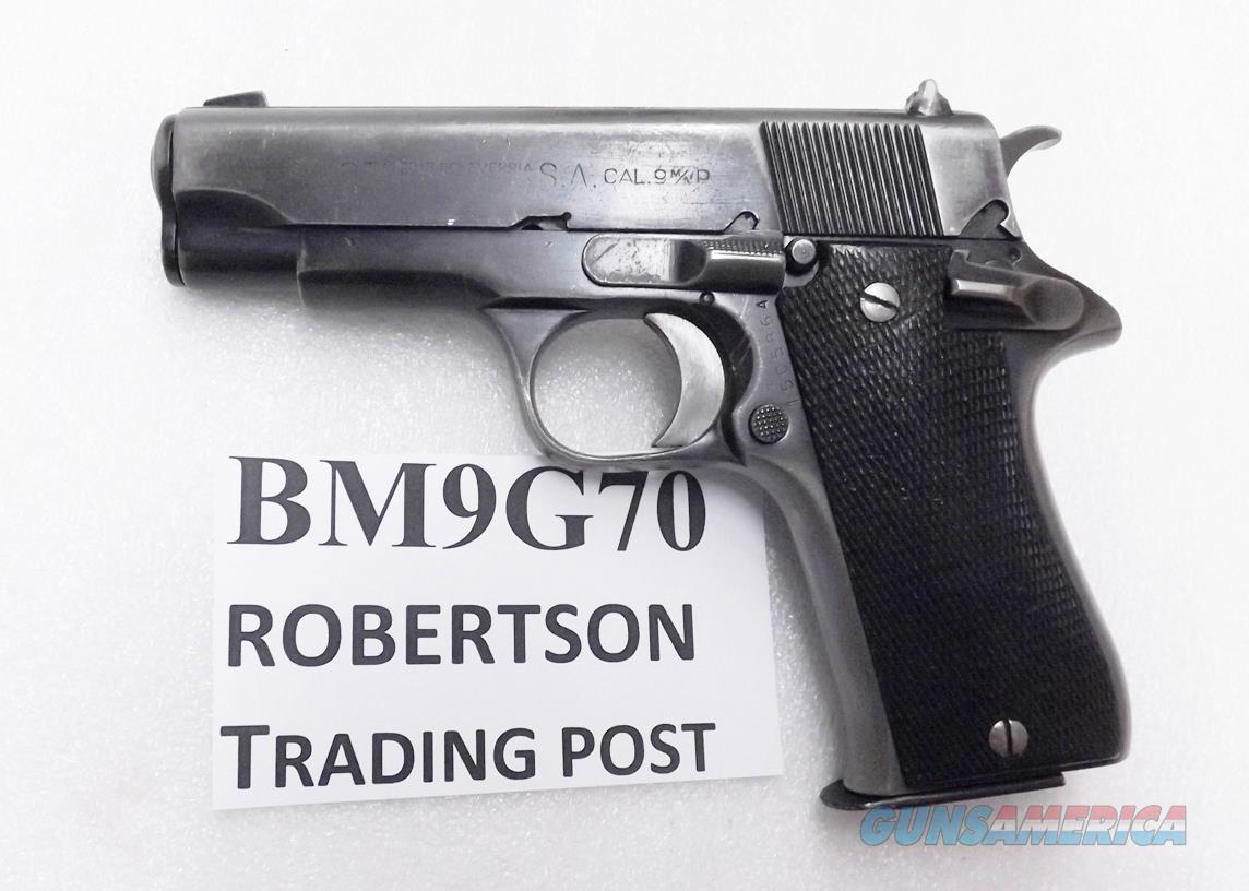 Star Spain 9mm Model BM 9 Compact Spanish Guardia 1970s Production Good Condition 3 3/4 inch PD Size Colt Defender Ancestor Steel 9 Shot BM9 BM-9 Spain  Guns > Pistols > Star Pistols