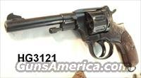 Russian Nagant 7.62 Model 1895 Revolver Exc  Military Misc. Pistols Non-US