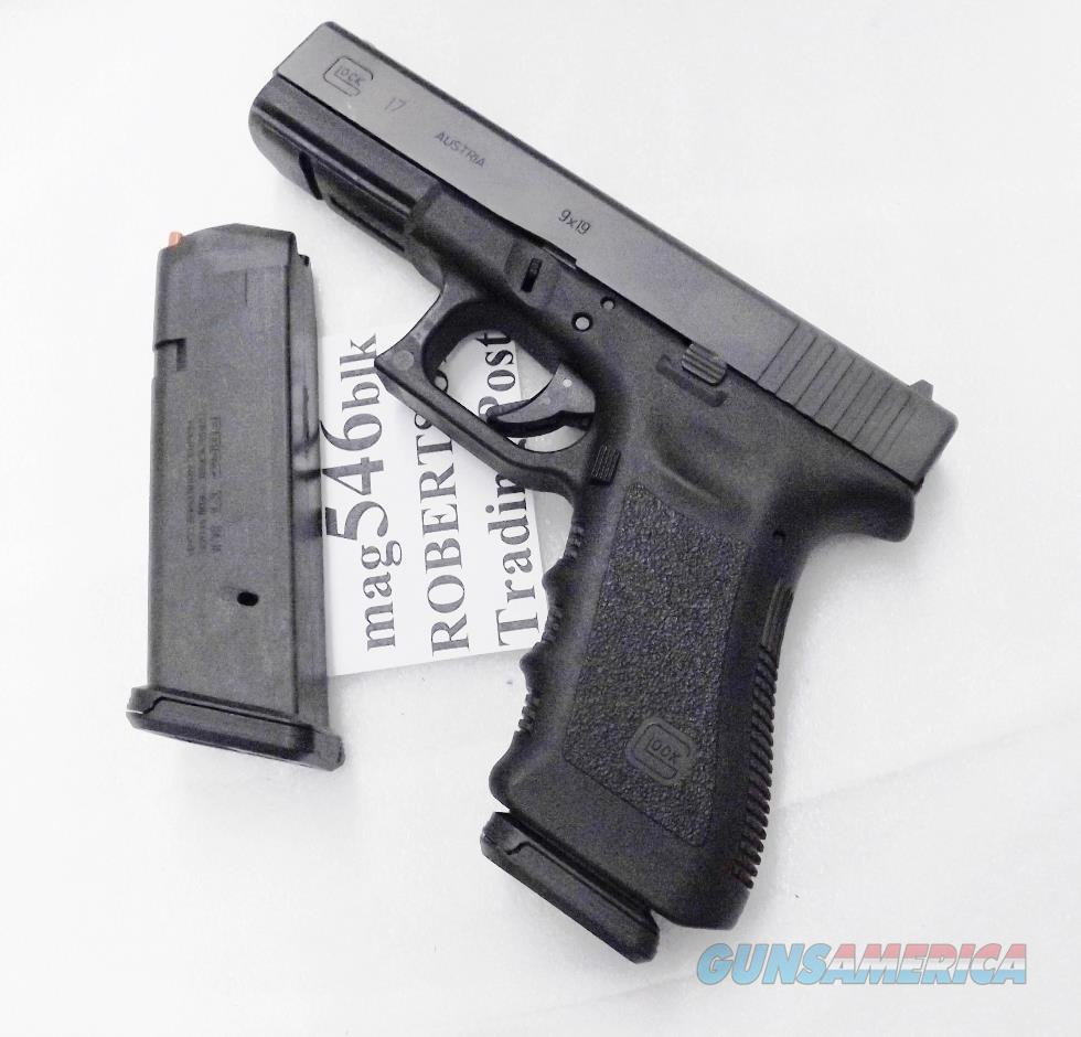 Glock 17 19 Magpul 17 round Extended Magazines fits model 17 19 26 MAG546BLK = MF17017 replacement $3 Ship Buy 3 Ships Free  Non-Guns > Magazines & Clips > Pistol Magazines > Other