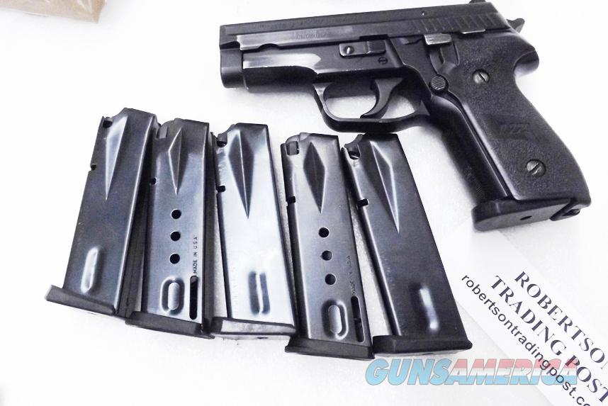 5 or more Sig 9mm P228 P229 13 shot USA Magazines Unfired Old Stock $9.90 per on 5 or more XMUSA22813  Non-Guns > Magazines & Clips > Pistol Magazines > Sig
