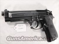 Beretta 9mm Model 92F 1990 Los Angeles County Sheriff's Department   with 1 LE 15 Round Magazine   Beretta Pistols > Model 92 Series