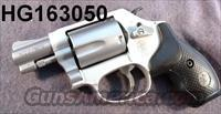 S&W .38 Special +P model 637-2 Airweight Stainless 2 in NIB Chiefs Snub Lightweight  Guns > Pistols > Smith & Wesson Revolvers > Pocket Pistols