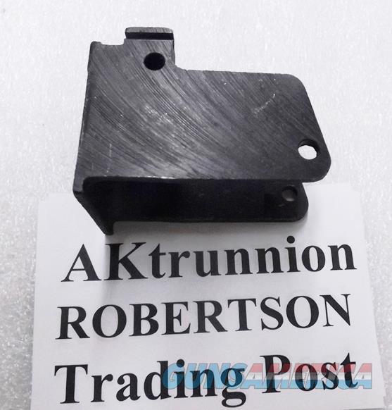 AK47 AK74 Bulgaria Arsenal AD Virgin Milled Steel Rear Stock Trunnion    Non-Guns > Gun Parts > Military - Foreign