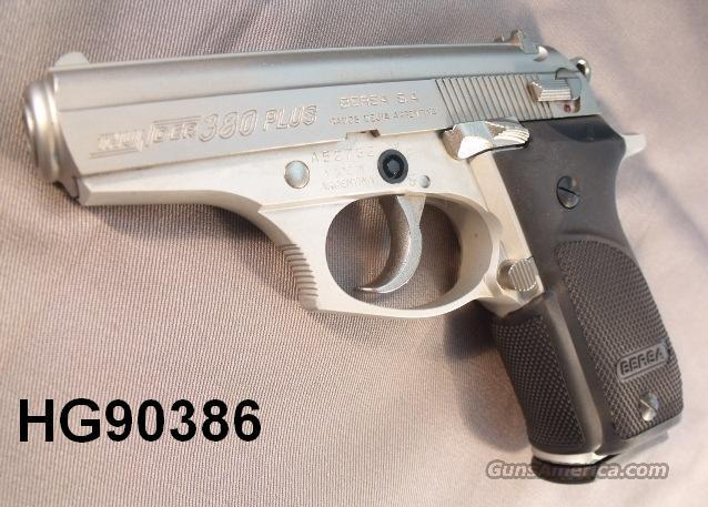 Bersa .380 Thunder 16 Shot 380 Plus Nickel NIB  Guns > Pistols > Bersa Pistols
