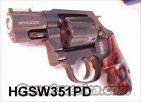 "S&W 351PD .22 Mag 2"" Black 7 Shot NIB  Guns > Pistols > Smith & Wesson Revolvers > Full Frame Revolver"
